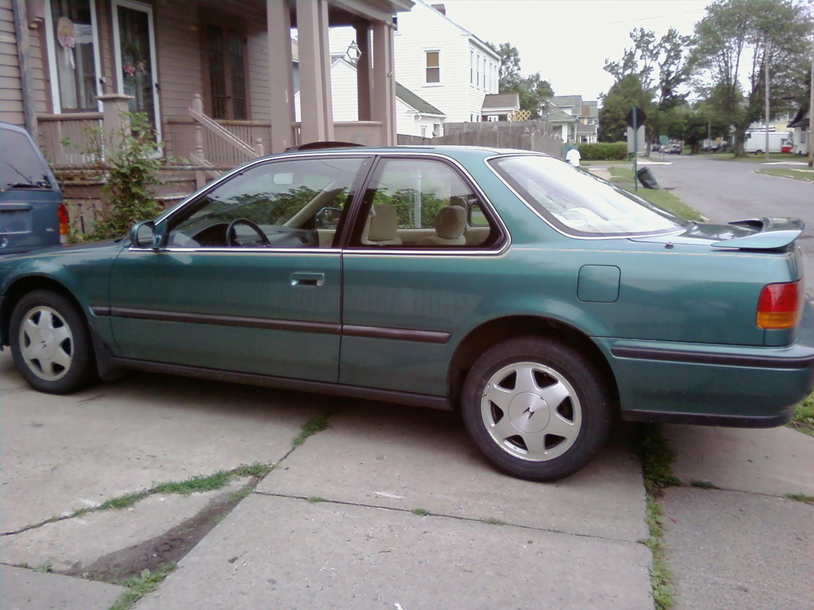 the green 1992 honda accord is the most reliable vehicle ever made. Black Bedroom Furniture Sets. Home Design Ideas