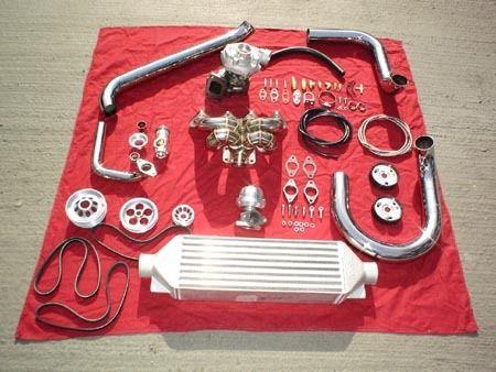 Building a Homemade turbo Kit   HondaSwap