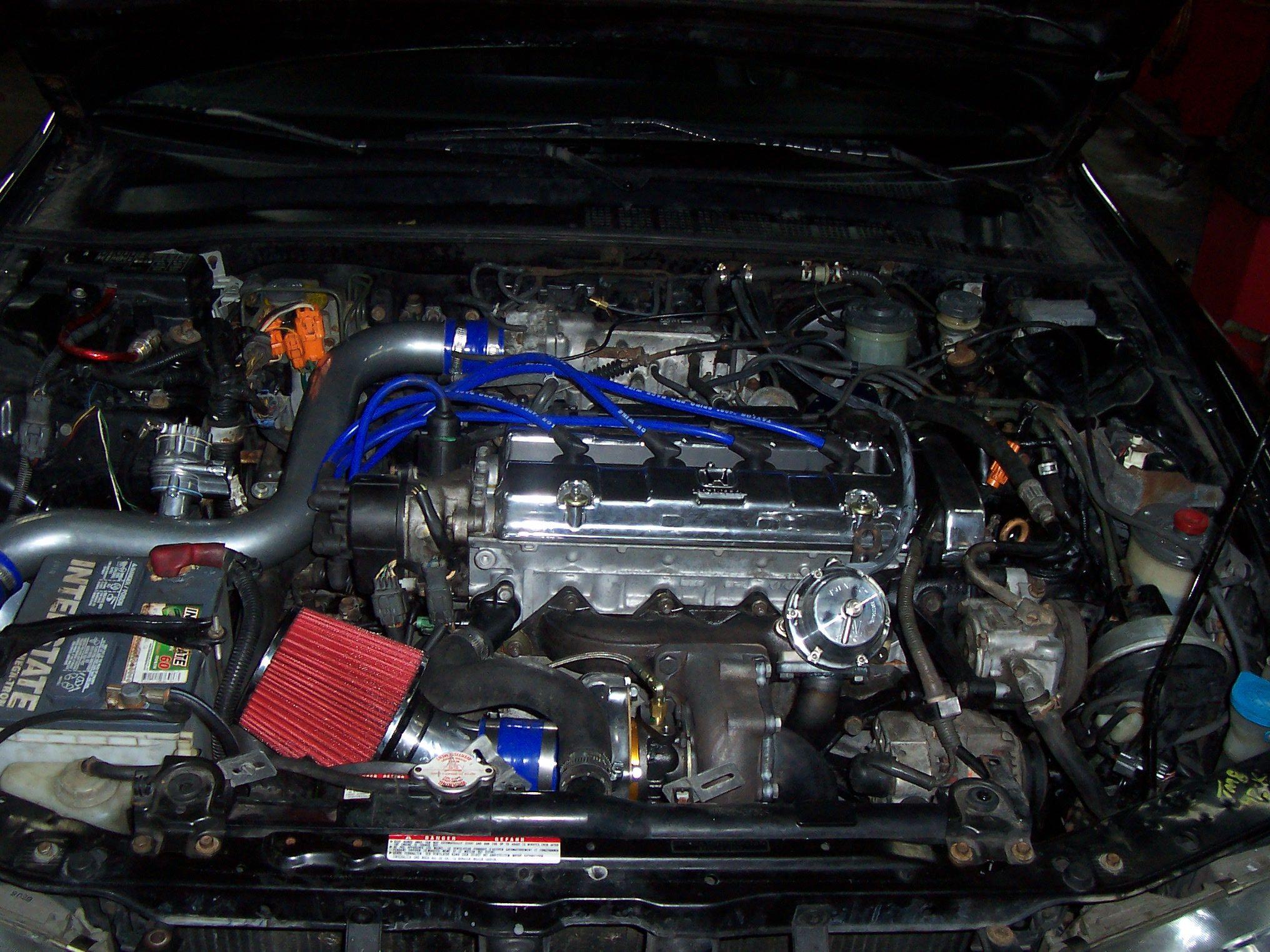 1992 Honda Prelude Si Turbo Hondaswap Vtec 100 0755