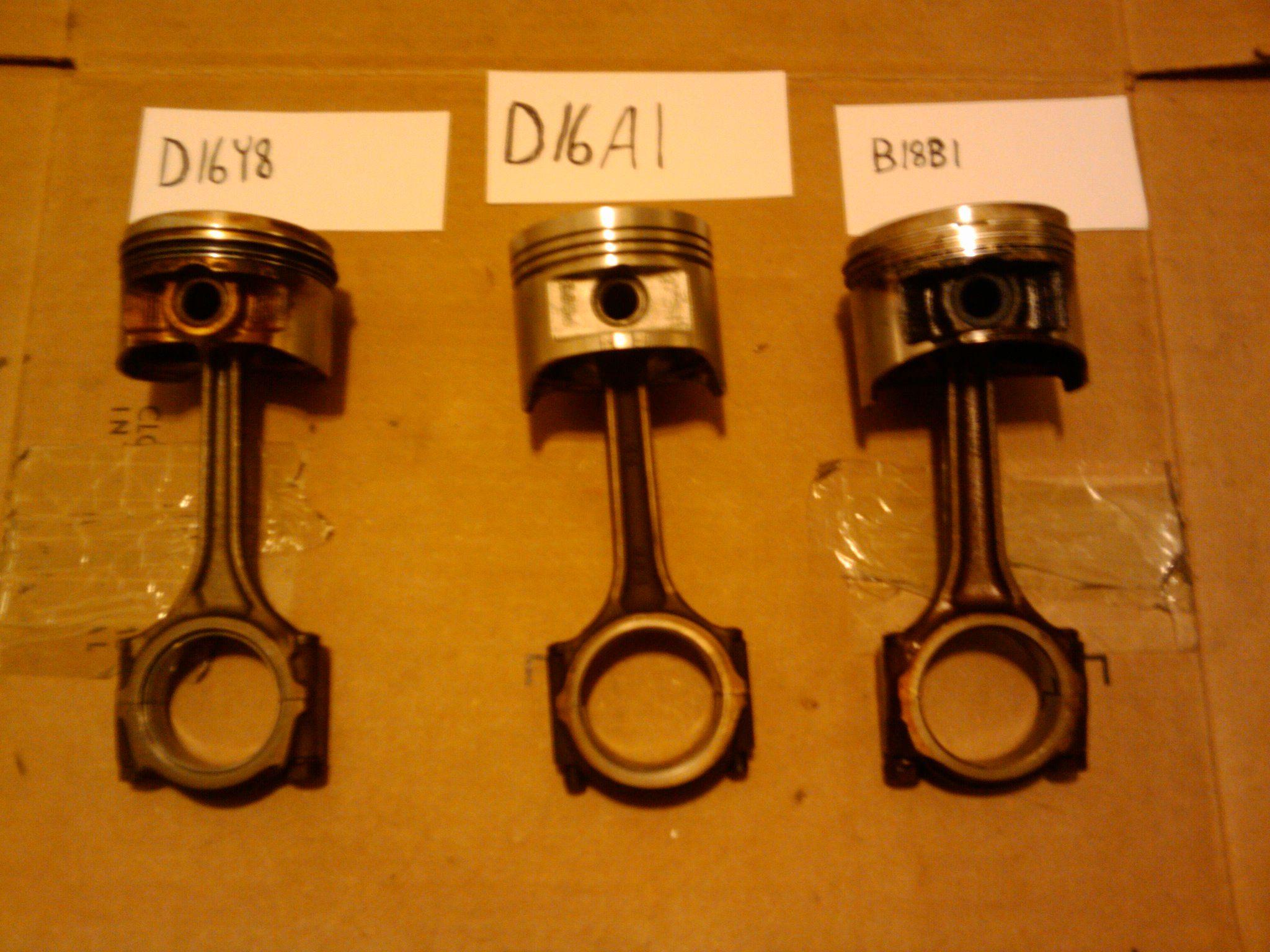 D series rod FACTS! | HondaSwap