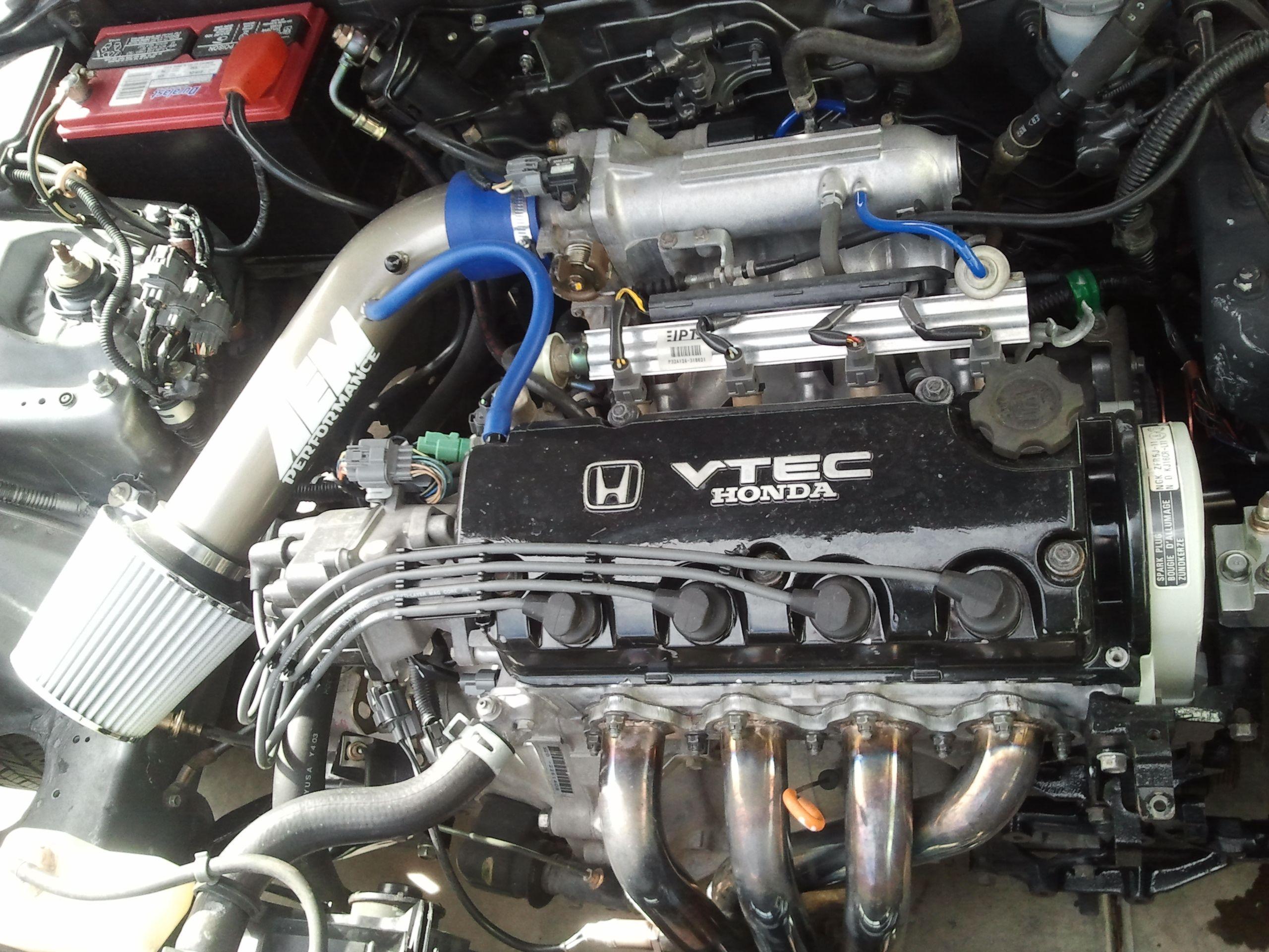 D16Y8 Swap | HondaSwap