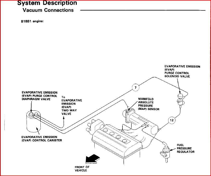 94 integra vacuum HondaSwap