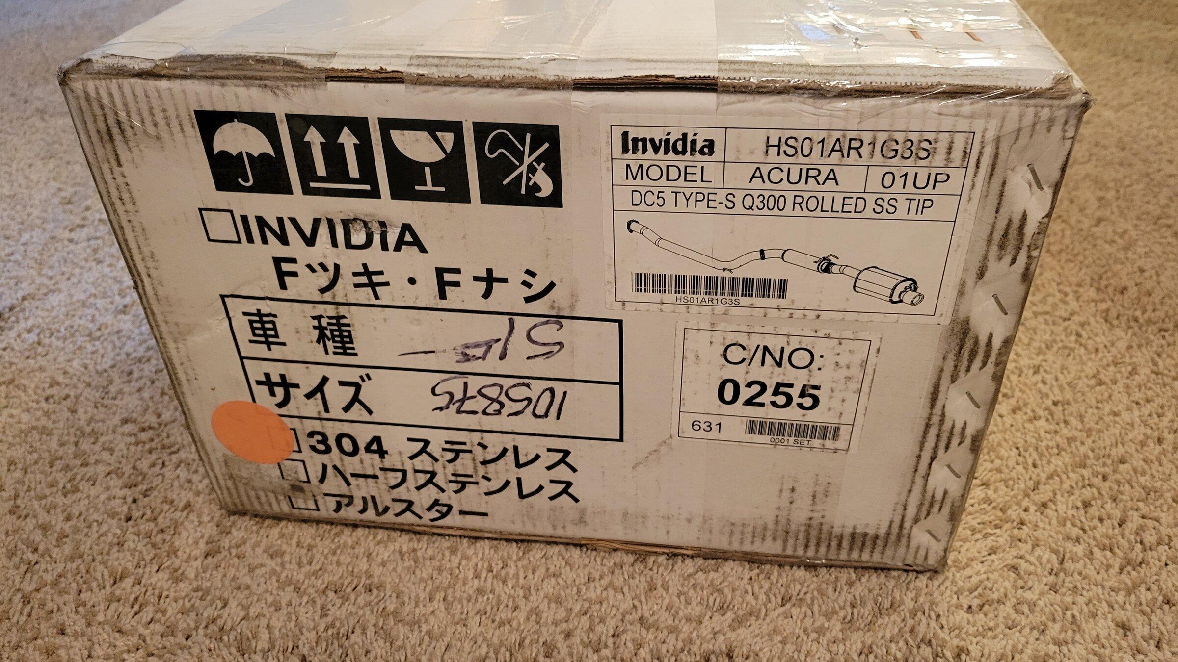 Invidia Exhaust 02.jpg