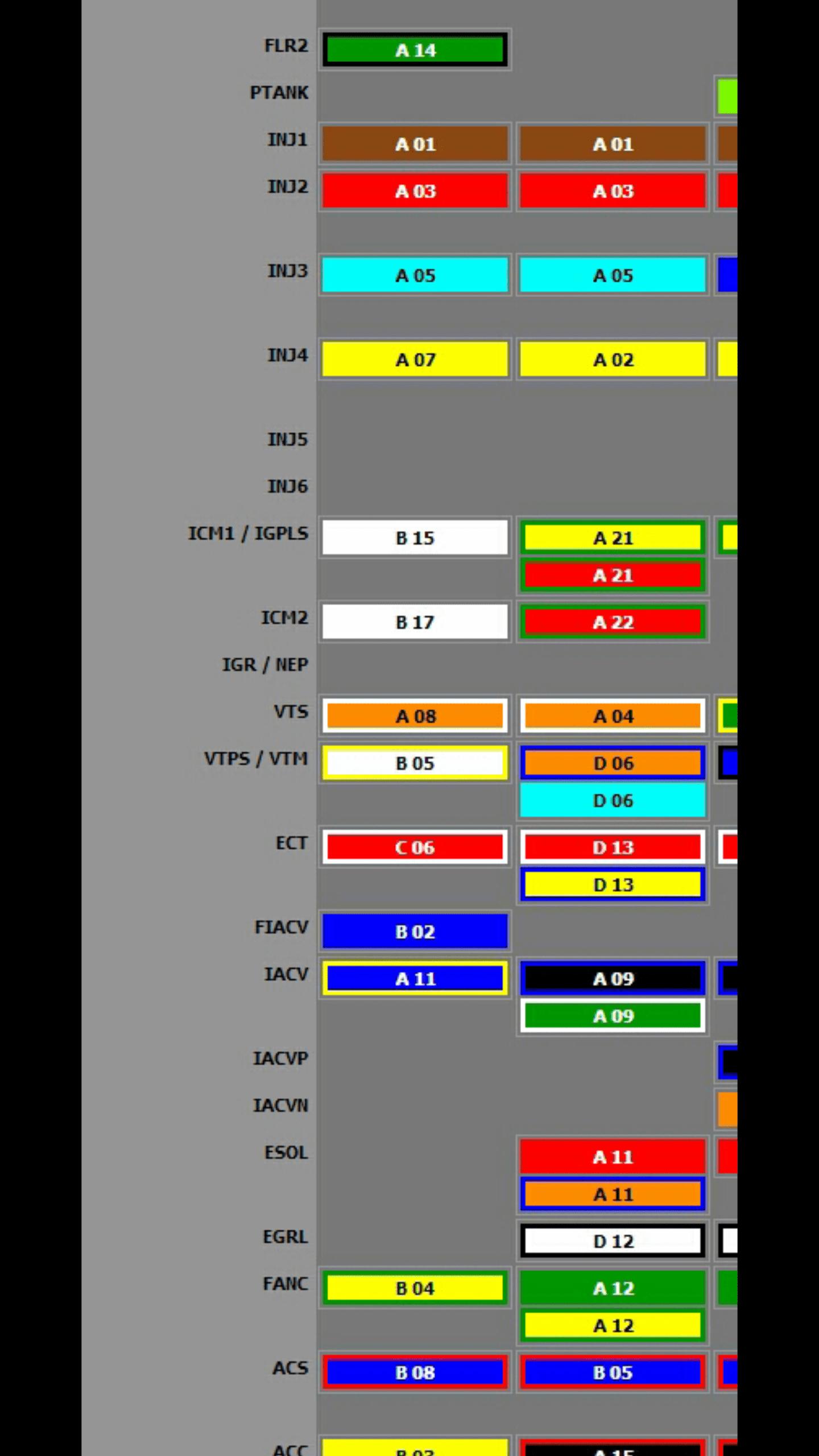 wiring schematic hondaswap 96 celica gt radio wire diagram pr4 ecu wiring diagram #39