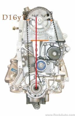 D15b2 To D16y7 Head Swap Hondaswap