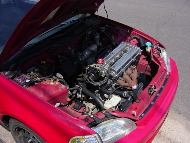 Building an LS allmotor monster  HondaSwap