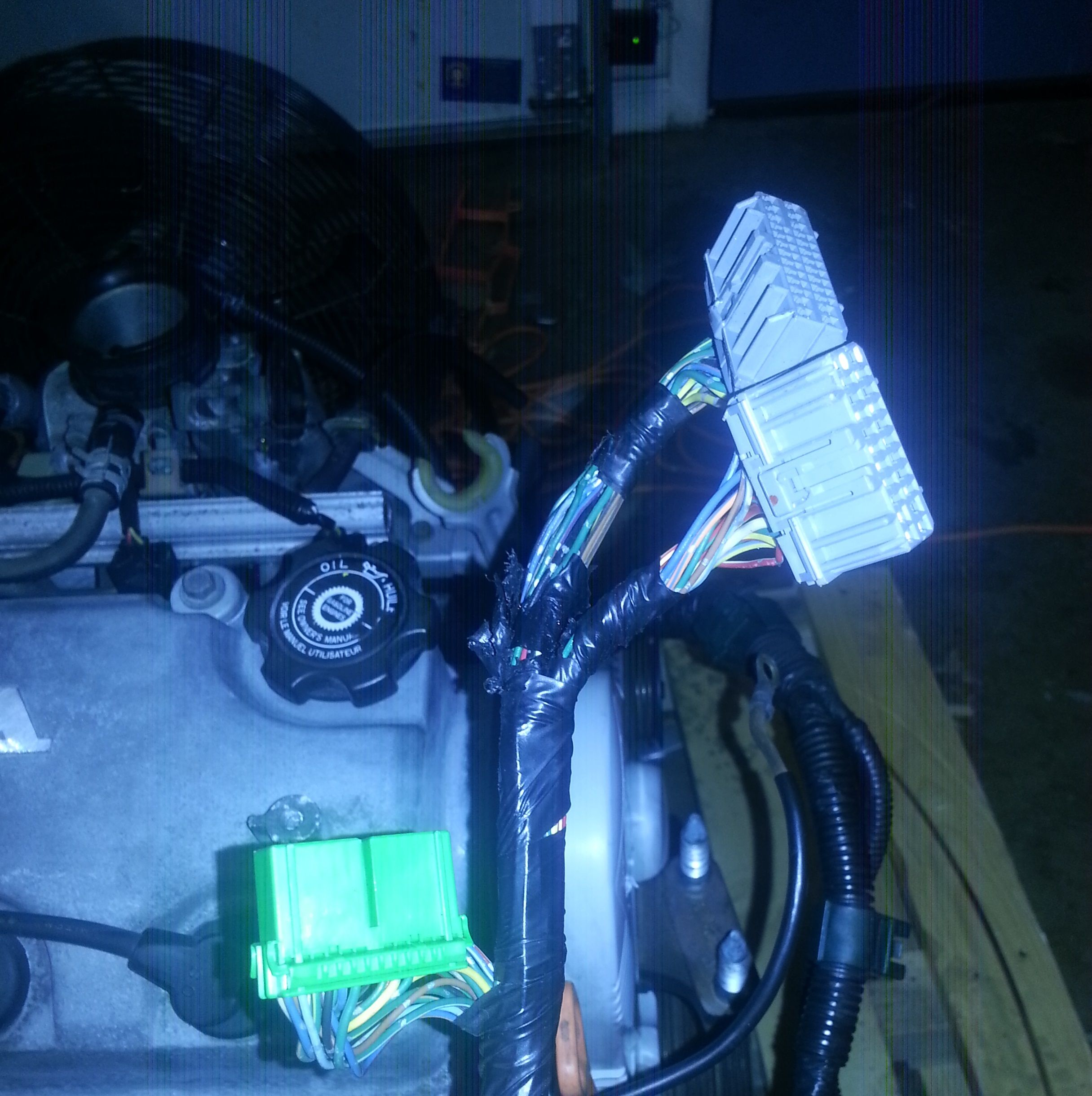 non vtec jdm d15b (obd2) to replace d16y7 need help hondaswap d15b vtec wiring harness at reclaimingppi.co