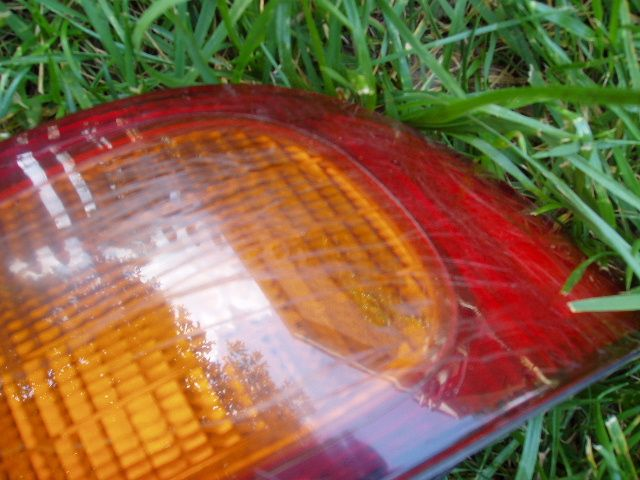 95 GSR Taillight closeup